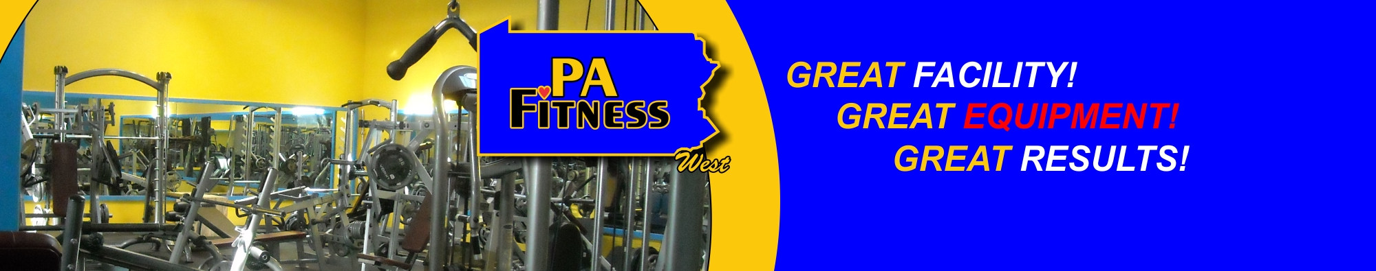 PA Fitness West Imperial PA